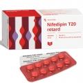 nifedipin t20 retard