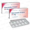 simvastatin stada 10 mg 20 mg