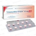 trimetazidine stada 35 mg mr