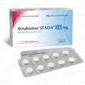 betahistine stada 16 mg