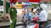cong an tphcm phat hien 135 truong hop canh bao f0 luu thong tren duong