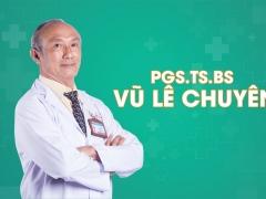 pgstsbs vu le chuyen kham o dau