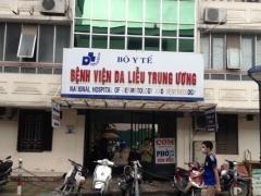 dat lich kham benh vien da lieu trung uong qua so dien thoai nao
