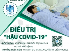 huong dan dang ky dieu tri di chung sau covid 19 o benh vien dai hoc y duoc tphcm co so 3
