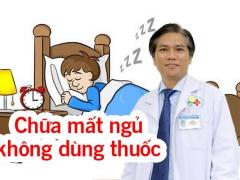 phuong phap chua mat ngu khong dung thuoc