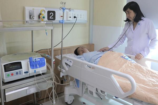 Thai phụ điều trị lọc màng bụng bằng máy có thể sinh con khỏe mạnh