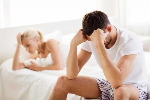 Quan hệ không cảm giác – nguyên nhân do đâu?