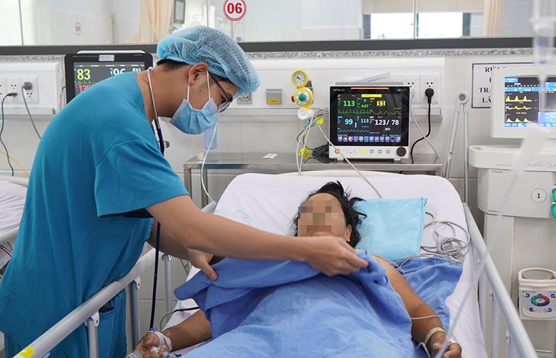 alobacsi bệnh nhân bị tai nạn giao thông