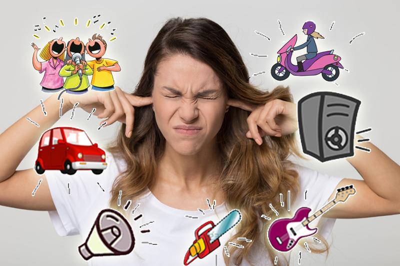 Ô nhiễm tiếng ồn là gì? Tiếng ồn làm hại sức khỏe ra sao?
