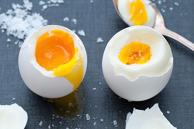 viêm gan b không ăn lòng đỏ trứng