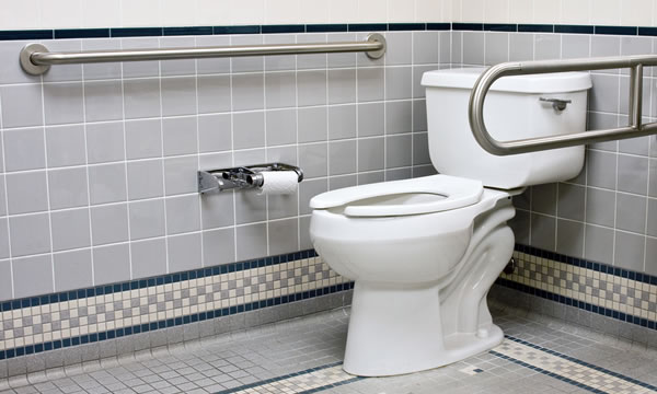 thanh vịn nhà tắm