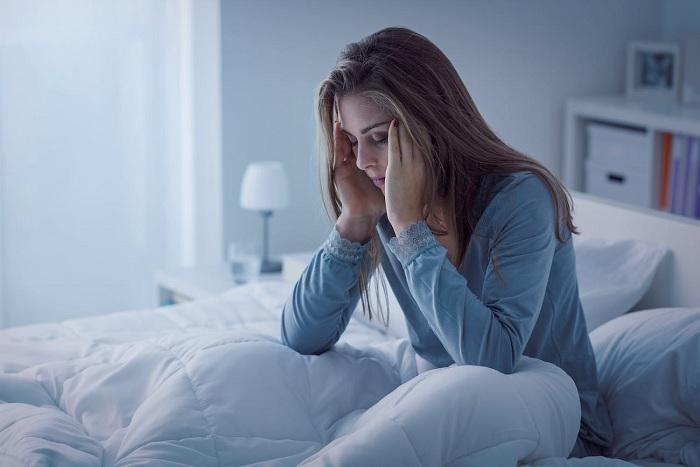 Trầm cảm có gây mất ngủ?